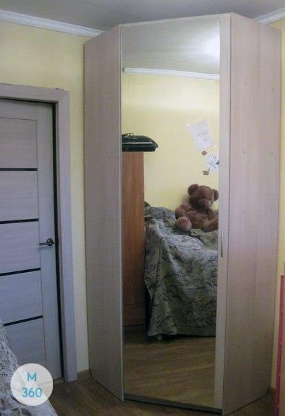 Однодверный распашной шкаф Эскондидо Арт 008896321