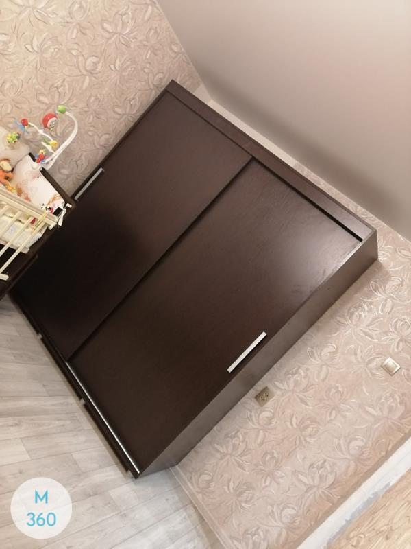 Шкаф купе с ножками Мериэм Арт 008926965