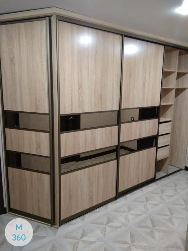 Шкаф гармошка Теодоро Арт 008949519