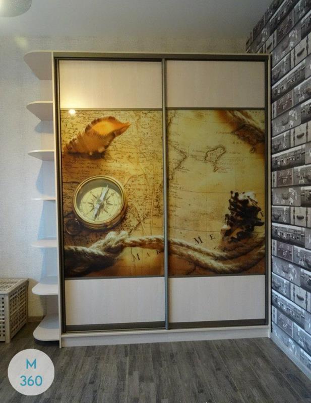 Шкаф в морском стиле Александр Арт 008966217