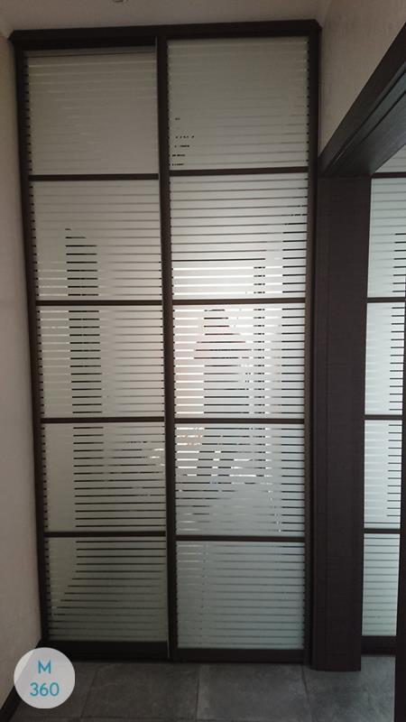 Дверь купе для встроенного шкафа Рэймонд Арт 009026014