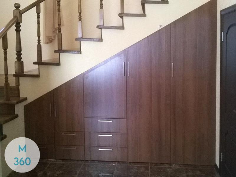 Шкаф под лестницу Кокуитлам Арт 009089189