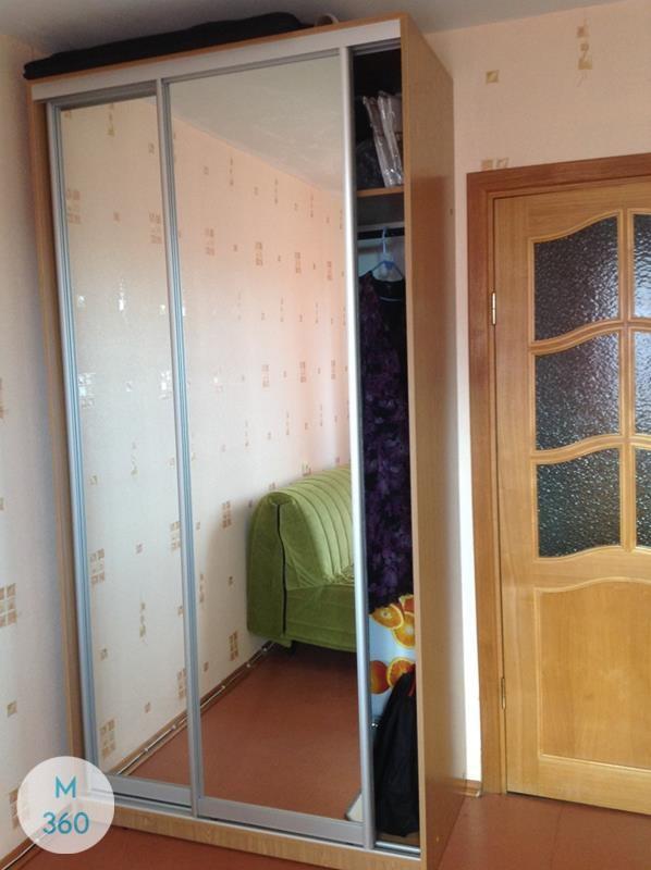 Узкий гардеробный шкаф Бейрут Арт 009130493
