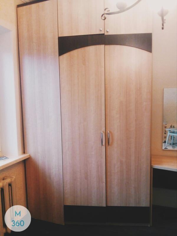 Одностворчатый распашной шкаф Белини-Про Арт 009200916