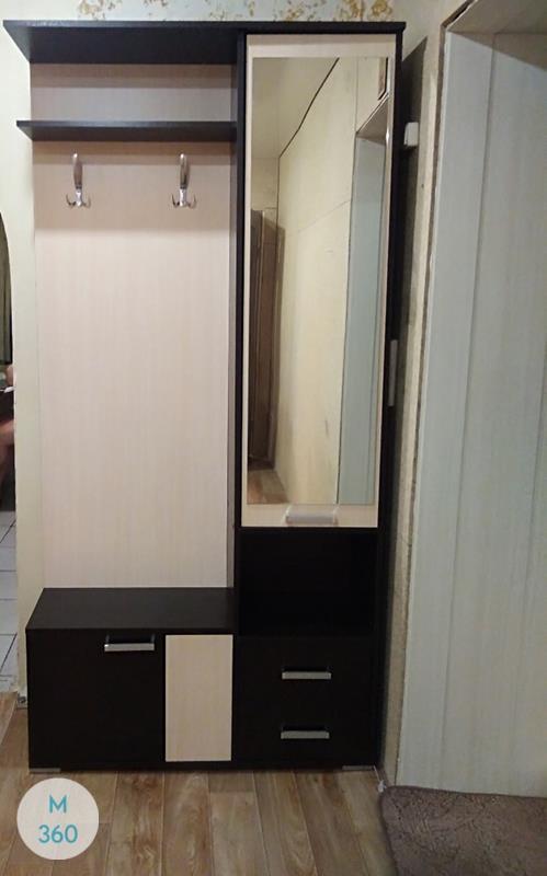 Маленький шкаф Джулиано Арт 009408209