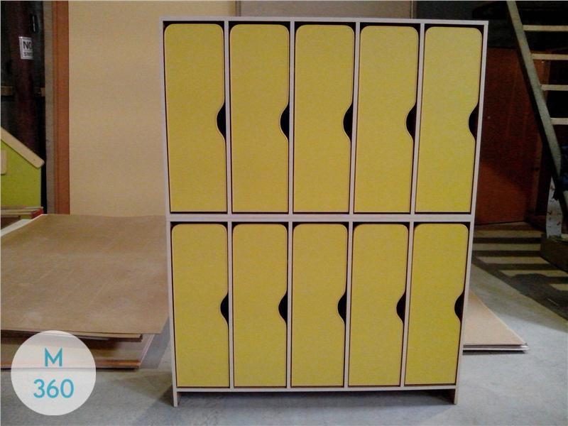 Шкаф для детских раздевалок Мурсия Арт 009459572