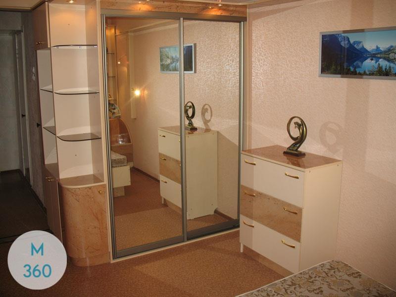 Зеркальный шкаф Темекула Арт 009611761
