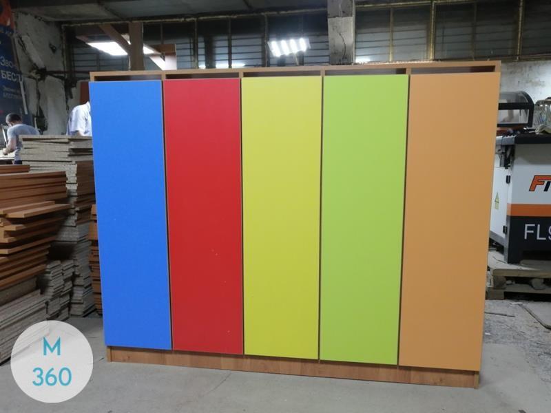 Шкафчик для детского сада Кавалли Арт 009680838