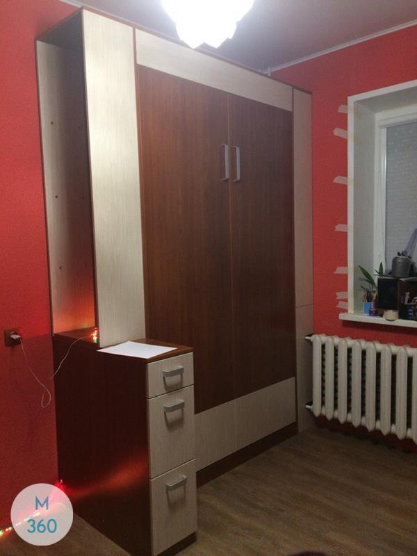Двуспальный шкаф кровать Сантьяго Арт 009744500