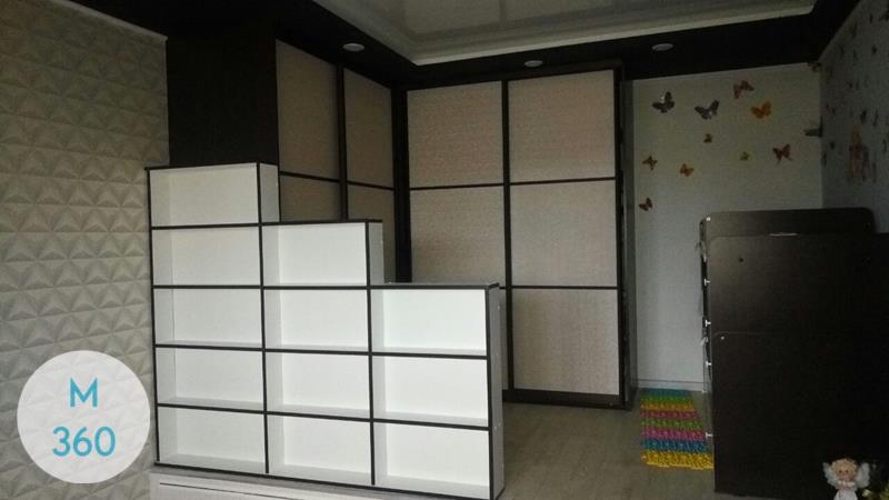 Г-образный шкаф купе Латина Арт 009774105