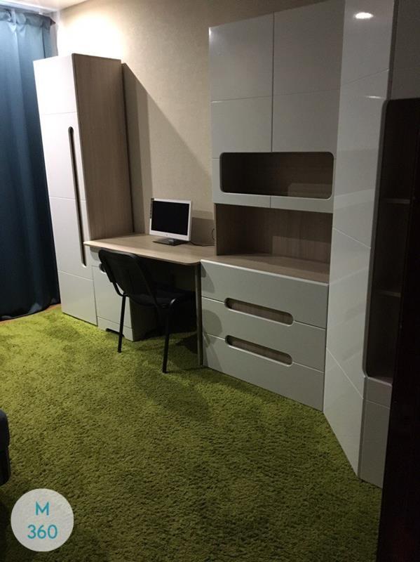 Комбинированный распашной шкаф Онтэрио Арт 009846649