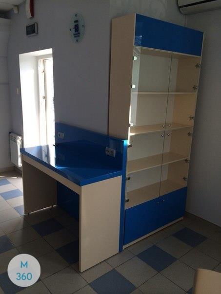 Шкаф витрина для коллекций Бремерхафен Арт 009888428